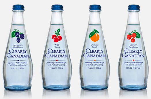 Clearly Canadian: