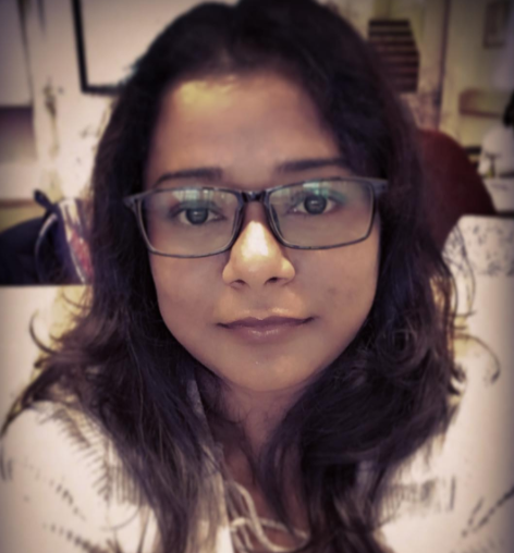 """""""I heard my friend say it or something like that — I don't even remember,"""" Namrata, who didn't share her last name with BuzzFeed News, said. She claims she then shared her friend's quote from her own Twitter account, but she maintains that she did not see it elsewhere before tweeting it."""