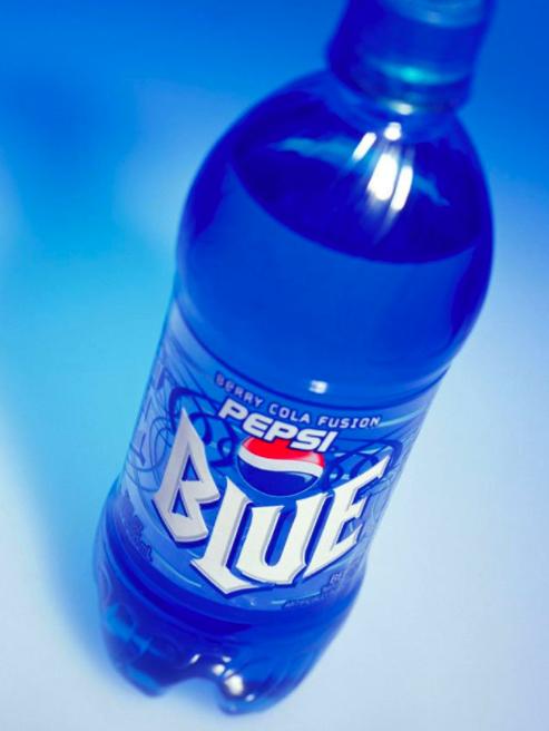 Pepsi Blue: