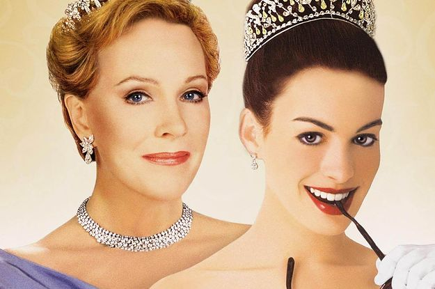 "19 Crazy Little Things In ""The Princess Diaries"" You Never Noticed Before"