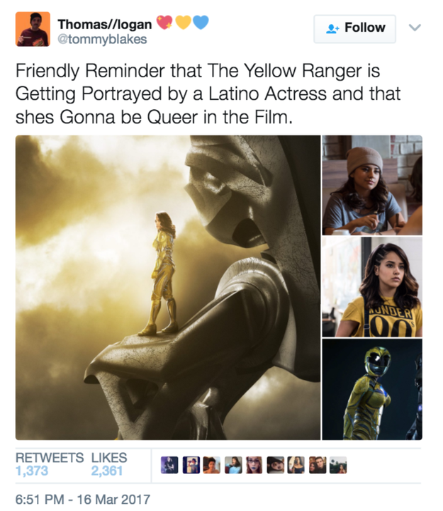 Fans of the series took to Twitter to share their reactions to the new plot development, which breaks away from the original series.