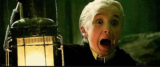 16 coisas que acontecem quando você descobre que está na Casa errada de Hogwarts 10