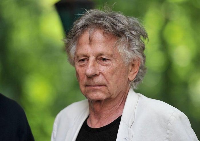 Roman Polanski in 2016 in Chanceaux-près-Loches, central France.