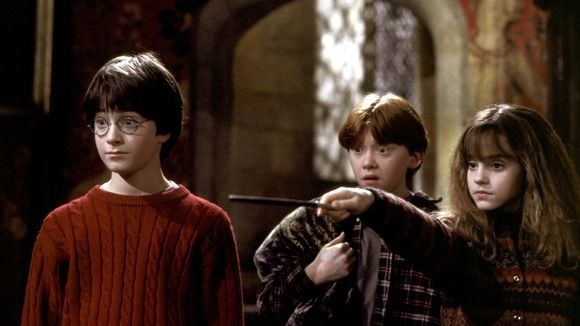 Você sempre se considerou um fã de Harry Potter.