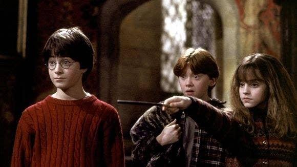 16 coisas que acontecem quando você descobre que está na Casa errada de Hogwarts 8