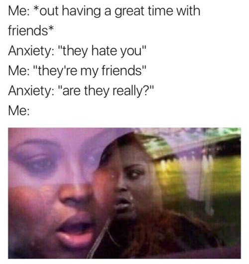 65 Memes For Anyone With A Sense Of Humor About Their Anxiety