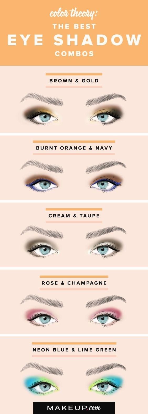18 Eye Makeup Cheat Sheets If You Don T