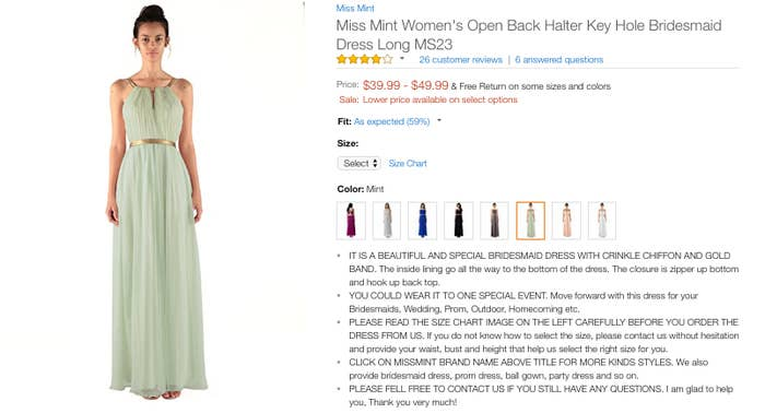 88757fa0cb9c Amazon carries formal dresses! Are the reviews fake  How do the sizes run   Will they look like the
