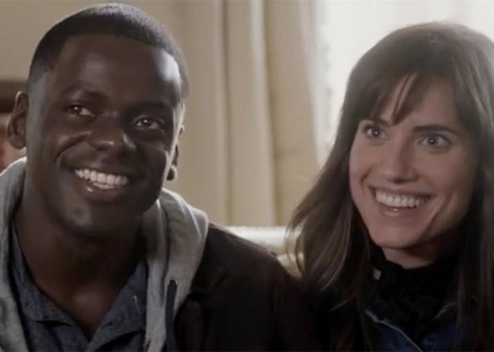 Get out wont have a 100 rating on rotten tomatoes ever again fact jordan peeles get out is one of the best reviewed films of 2017 the thriller sits at a very impressive 99 fresh on rotten tomatoes ccuart Choice Image