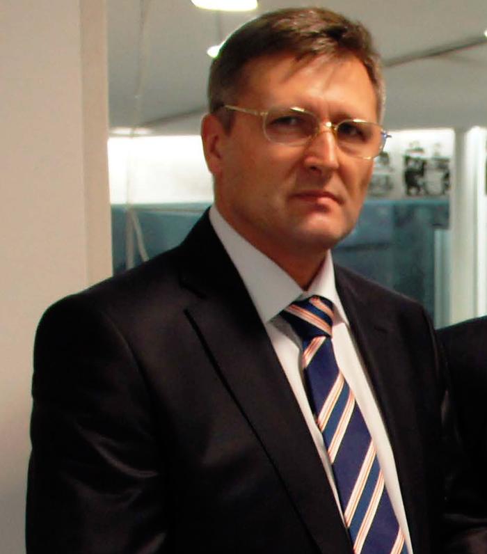 Nikolai Gorokhov