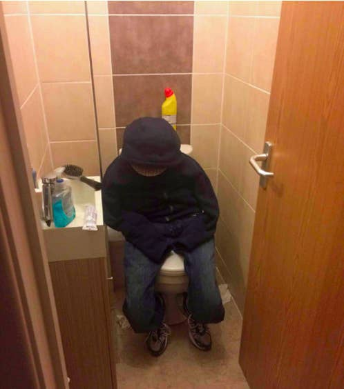 You want even scarier pranks  Well  okay  Try using old clothes to put a  stranger in the kid s bathroom. 50 Awesome April Fools  Day Pranks Your Kids Will Totally Fall For
