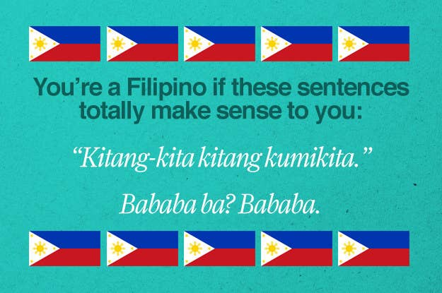 19 Weird And Hilarious Things People Who Speak Filipino Will Understand