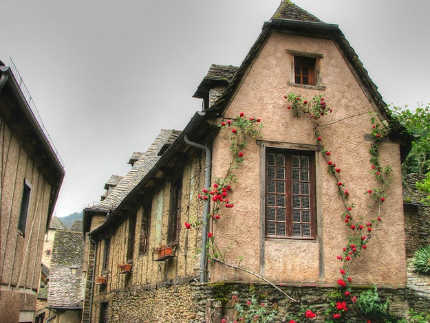 It's easy to see why Greenwood picked Conques, TBH.