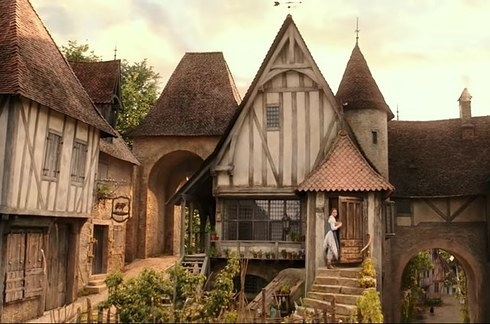 Even if you haven't seen the live-action Beauty and the Beast remake yet, you know Belle HATES her adorable French town.