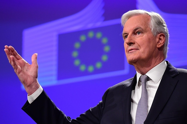 The EU's Chief Negotiator Says Brexit Talks Must Be Open ...