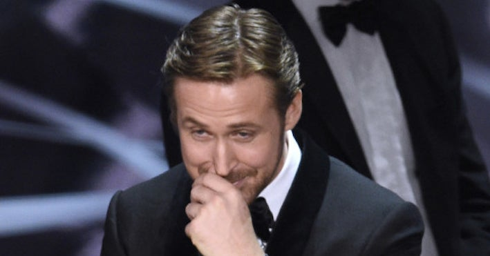 Ryan Gosling On Why He Was Laughing During The Oscars Fiasco And His Thoughts On Being A Meme