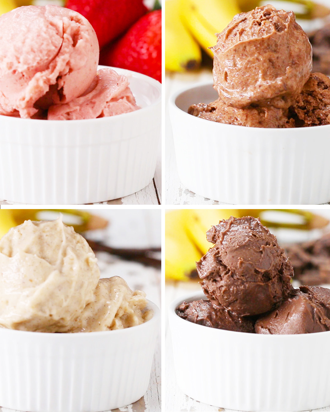 "Have A Treat With These Banana ""Ice Cream"" Recipes"