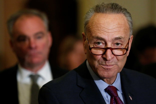Democrats Will Try To Filibuster Trump's Supreme Court Nominee