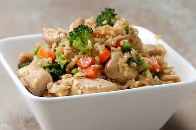 Easy healthy fried rice ccuart Choice Image