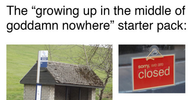 17 British Starter Packs That Are Just Too Fucking Real
