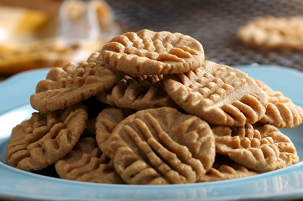 Three ingredient recipes peanut butter cookies