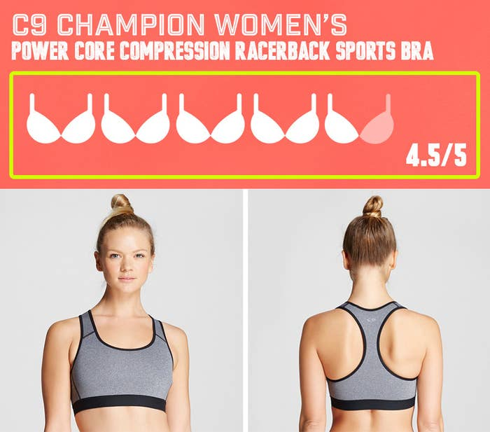 feddc70d8e230 I Tried Cheap Sports Bras To See If They Actually Work