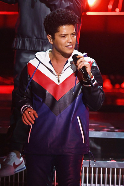 How Did We Not Realize Bruno Mars Played The Kid Elvis