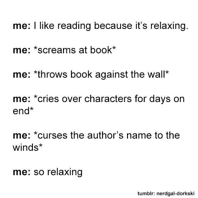 Image result for reading books meme