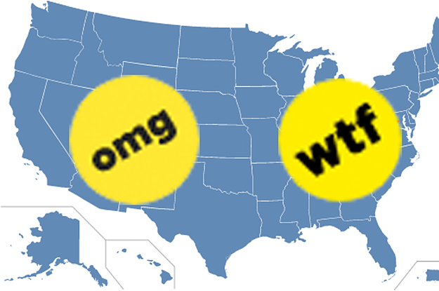 This US State Name Quiz Is So Difficult, It Will Drive You ...