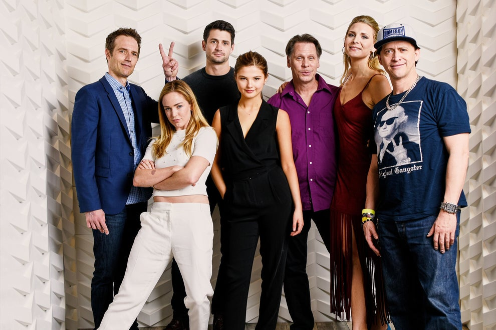 Small Town Crime stars Michael Vartan, Caity Lotz, James Lafferty, Stefanie Scott, Don Harvey, Michelle Lang, and Clifton Collins Jr.
