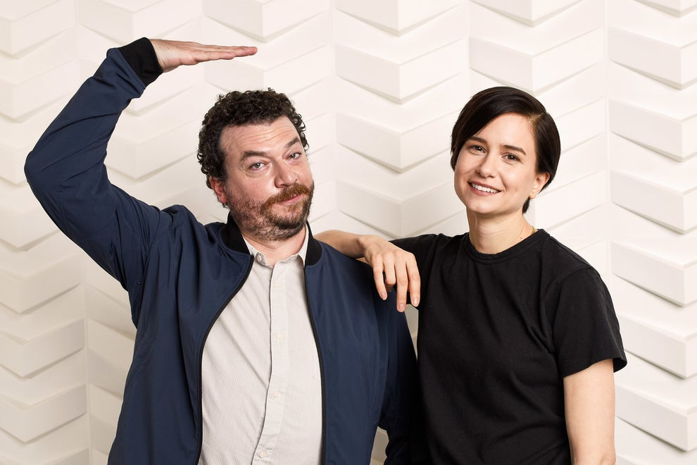 Alien: Covenant stars Danny McBride and Katherine Waterston