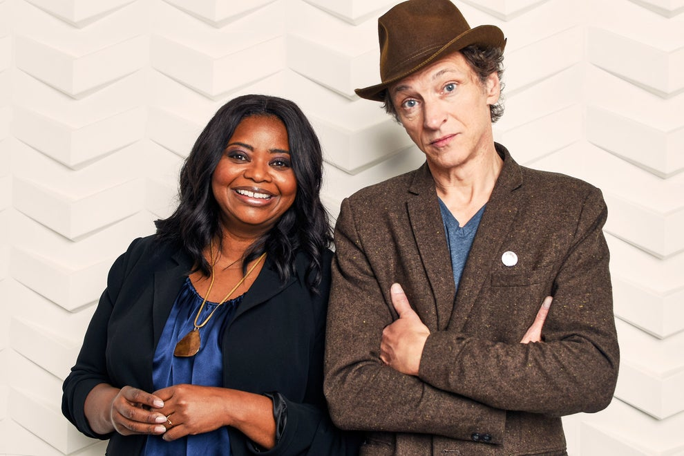 Small Town Crime stars Octavia Spencer and John Hawkes