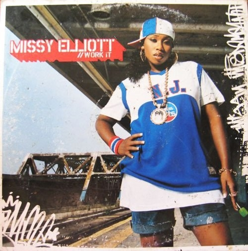 I think we can all agree that Missy Elliot's