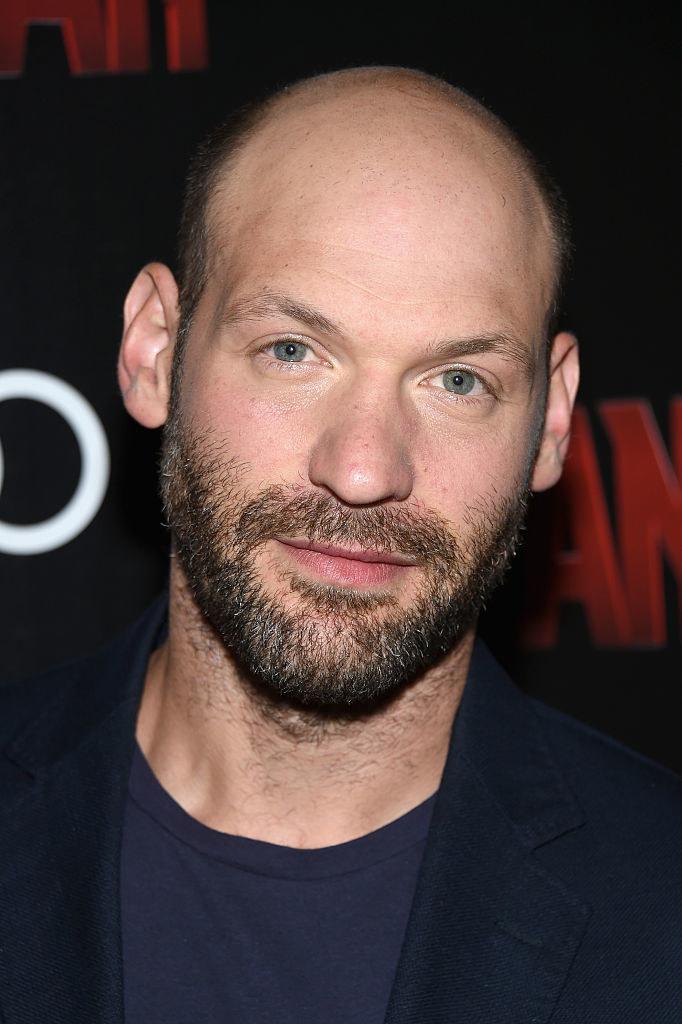 Bald headed men with beards dating