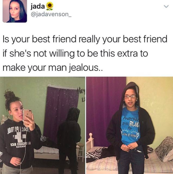 Buzzfeed dating your best guy friend