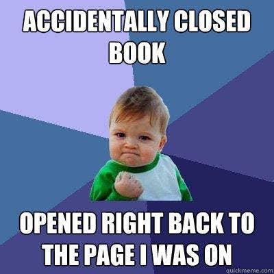 Image result for book meme