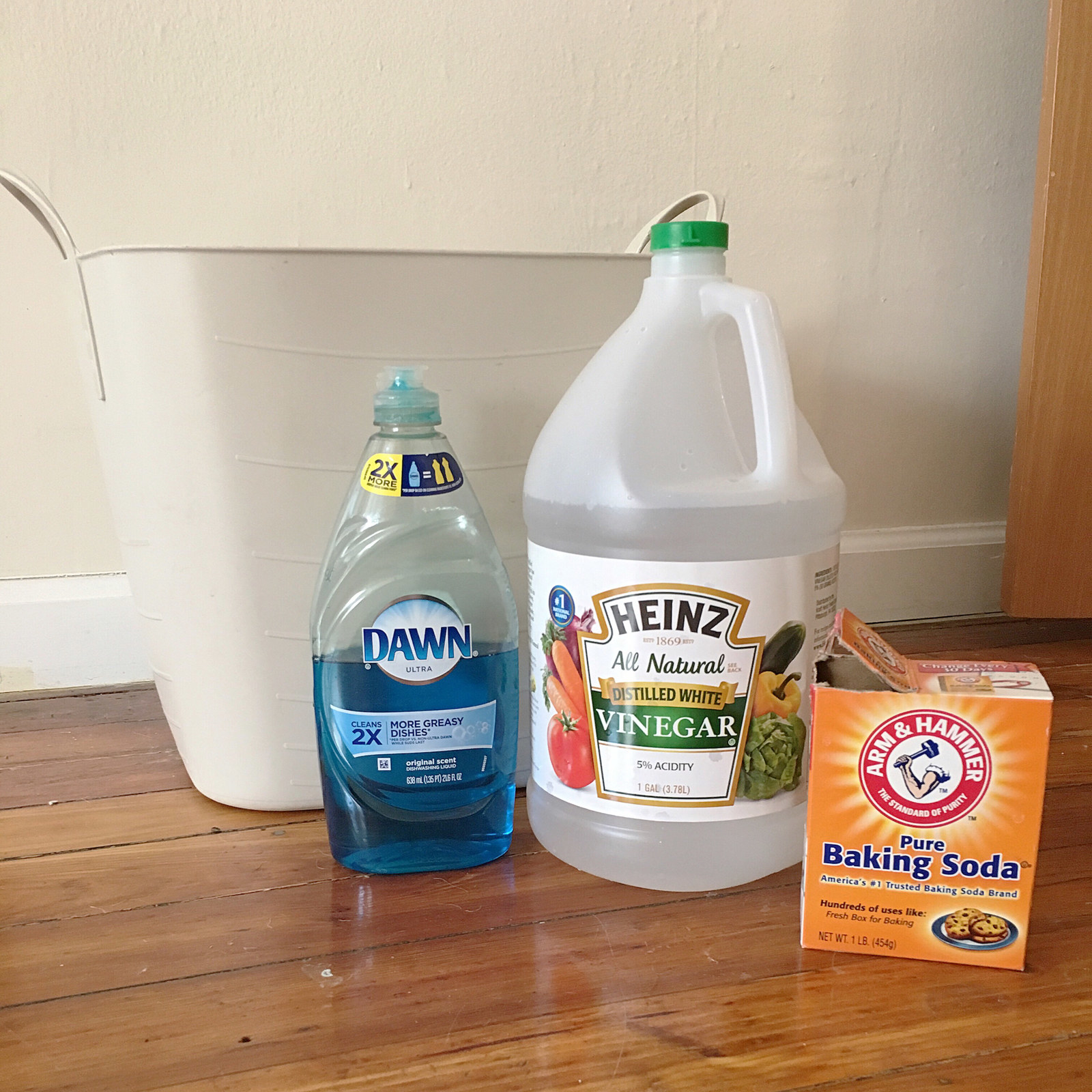 Can You Use Vinegar On Wood Floors: I Tested 9 Popular Pinterest Cleaning Hacks And Here's