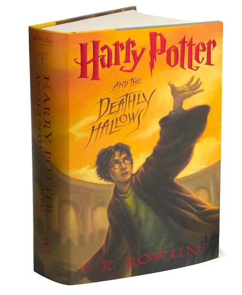 book report of harry potter and the deathly hallows Harry potter and the deathly hallows is currently the featured read in pottermore's wizarding world book harry potter (8 book series) cancel report cancel.