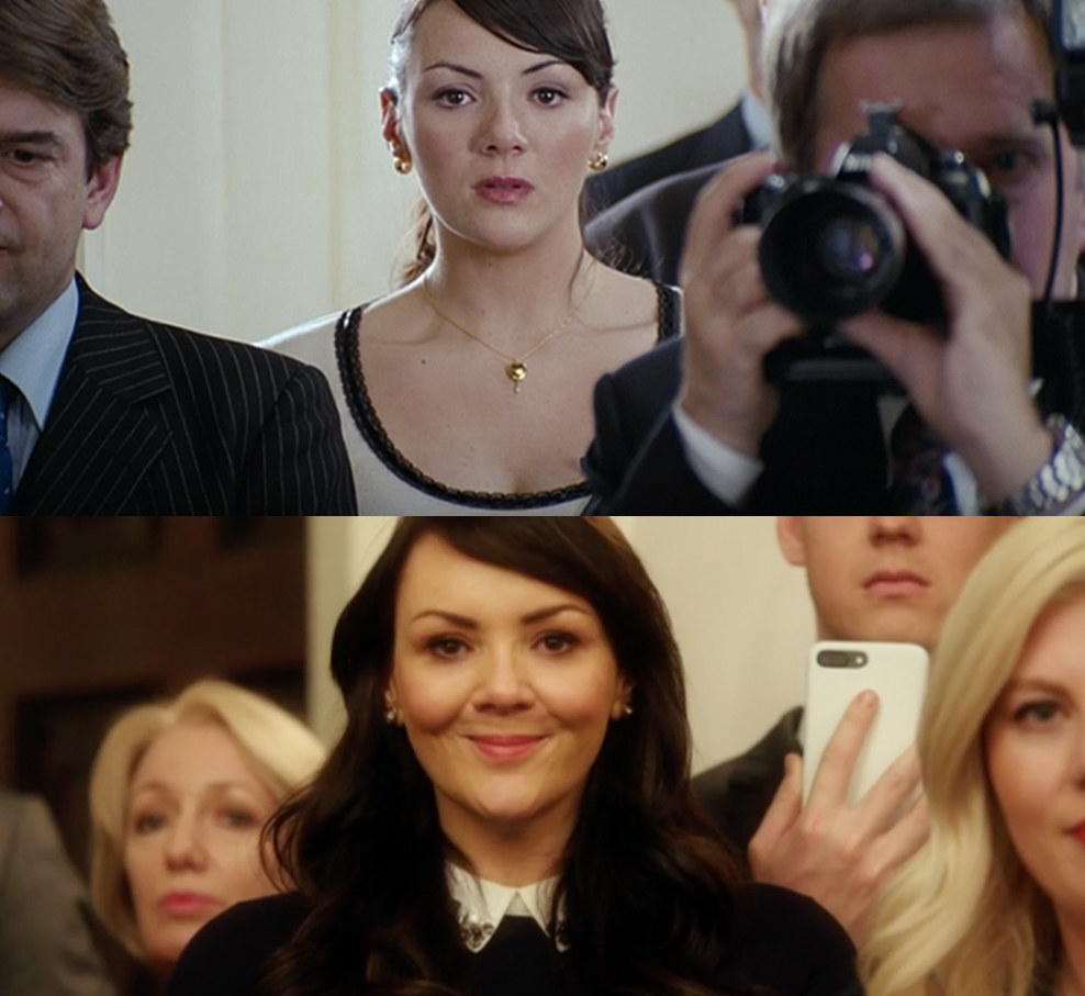 Natalie (Martine McCutcheon)