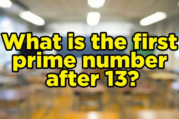 Take This Math Test And Compare Your Answers To Everyone Else