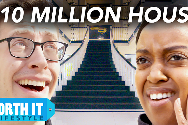 www.buzzfeed.com: These People Viewed A 8K House, A .3 Million House And A  Million House To See Which Was The Most Worth It