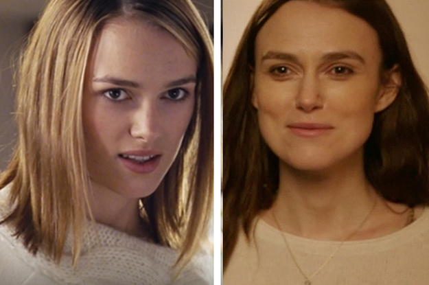 """Here's What The """"Love Actually"""" Cast Looks Like In The Film Vs. The Reunion"""