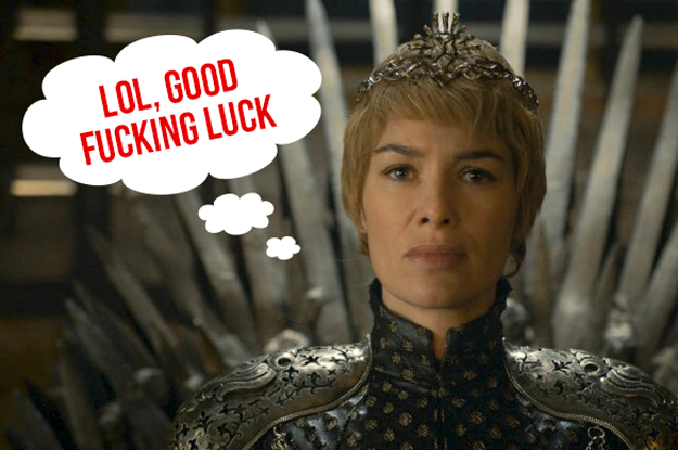 And in the latest news to come out of Westeros, it sounds like mother-of-the-year Cersei Lannister will be getting a new lover (that's, you know, NOT her brother) this season.