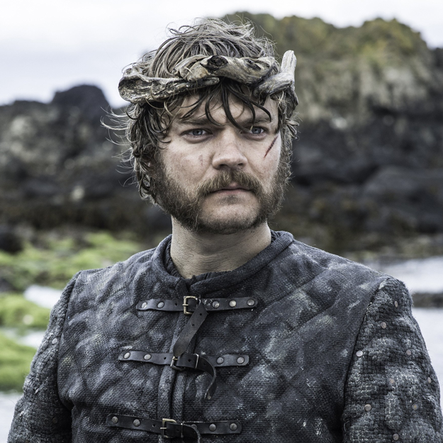 "Obviously, we don't OFFICIALLY know who Cersei's new ""suitor"" could be in Season 7, but I have a pretty good feeling Nikolaj is referring to Euron ""build me a thousand ships"" Greyjoy (I mean, this is already a very popular theory, so...)."