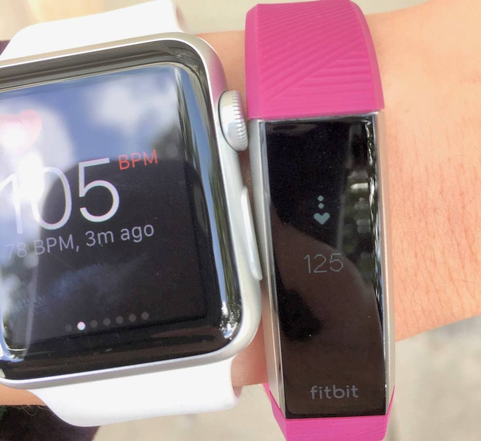 We Tried The Fitbit Alta HR, An Ultra-Thin Heart Rate Tracker