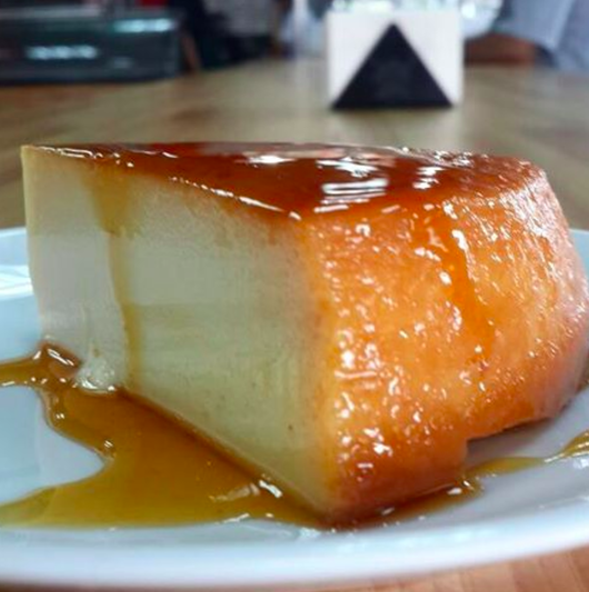 In Venezuela, people nosh on a flan-like treat called quesillo.