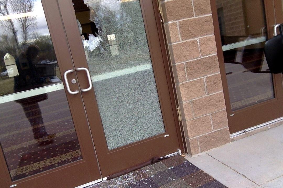 Rocks, Bible thrown through windows of Colorado mosque