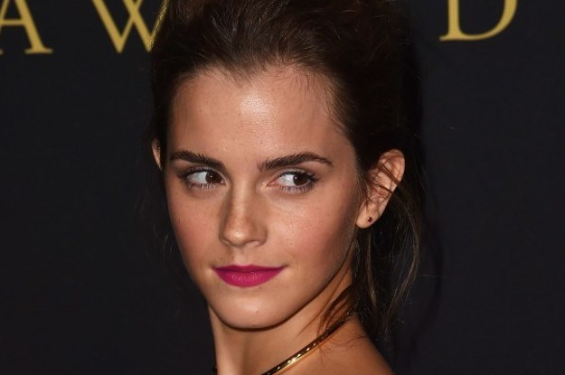 21af8bec050 Emma Watson Shared Some Beauty Tips Including Bleaching Her Top Lip And  Putting Oil On Her Pubic Hair