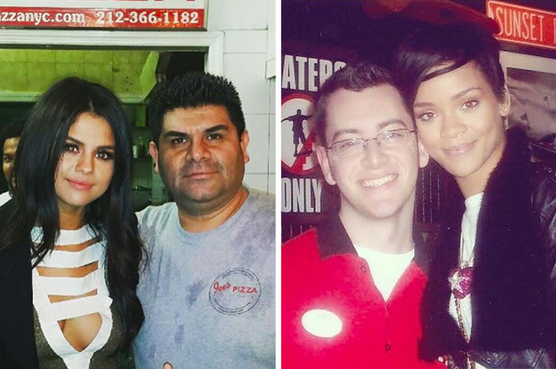 Tell Us About A Time You Met A Celeb At A Restaurant