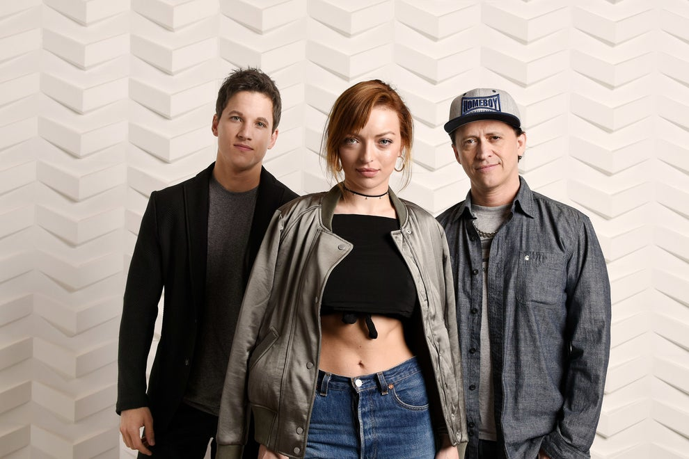 MFA stars Mike Manning, Francesca Eastwood, and Clifton Collins Jr.